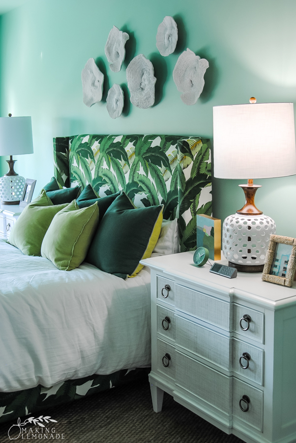 guest bedroom in dream home