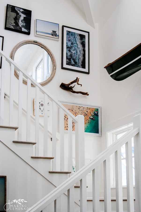 Insider's Tour of the HGTV Dream Home gallery wall