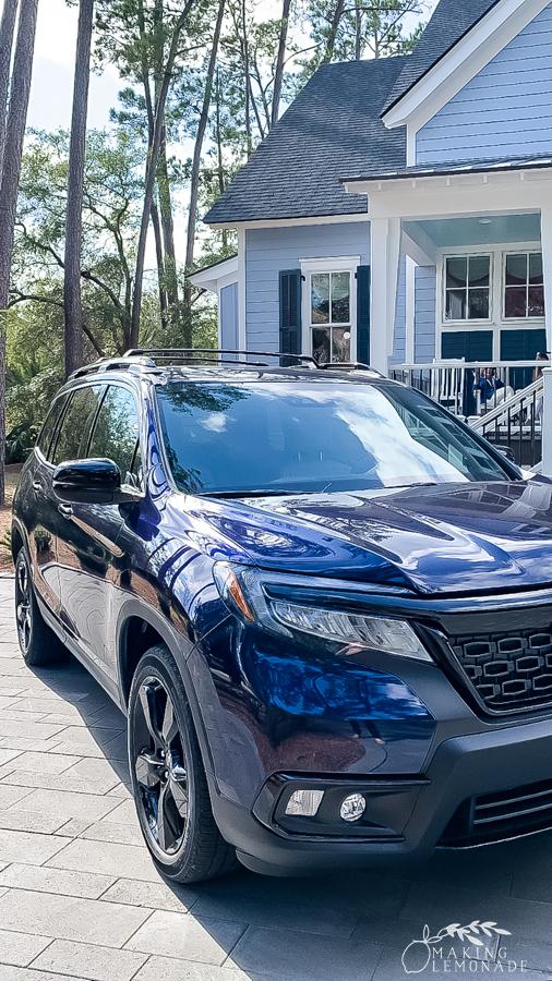 Insider's Tour of the HGTV Dream Home in Hilton Head, South Carolina Honda passport