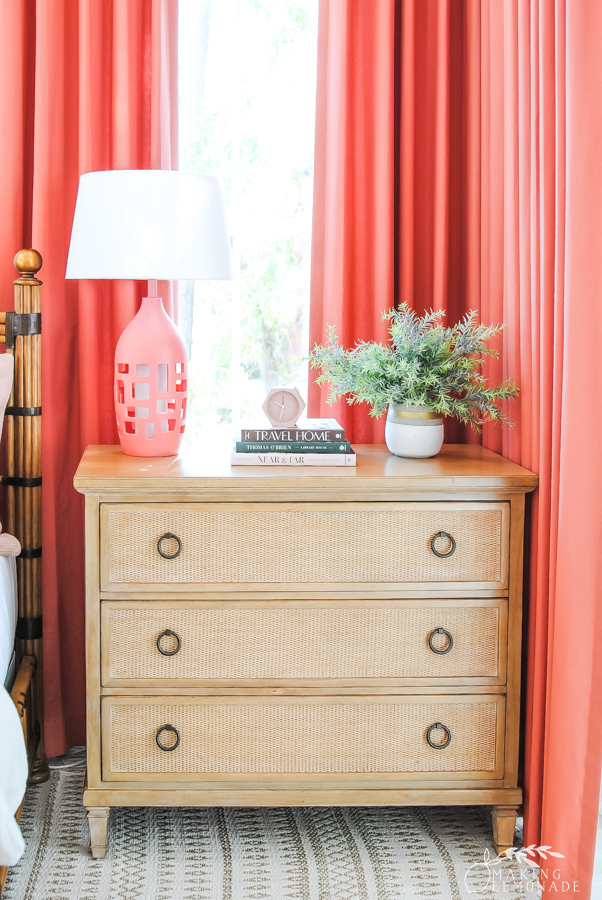 dresser in HGTV Dream Home
