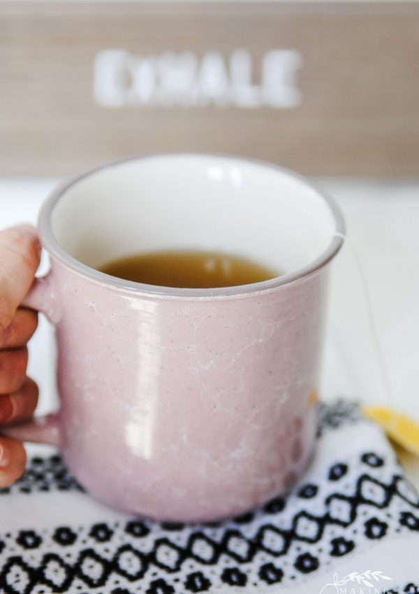 Daily Self-Care Habit: Create a Tea Ritual