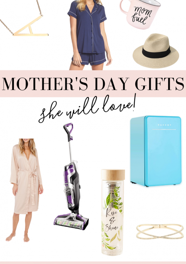 Mother's Day At Home Gift Guide