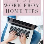 Tips & Resources for Working From Home