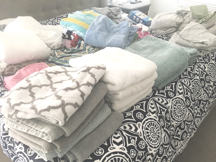 How To Organize Your Linen Closet, Where To Donate Used Bedding And Towels