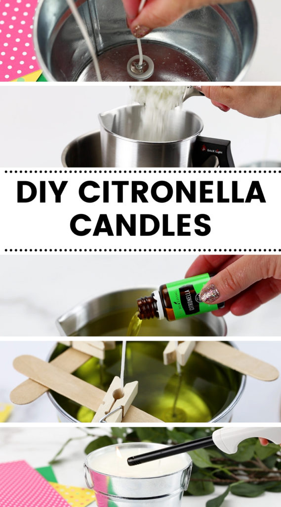 step by step DIY citronella candle image
