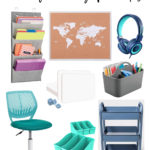 Back to School: Favorites for Setting Up a Home Learning Space
