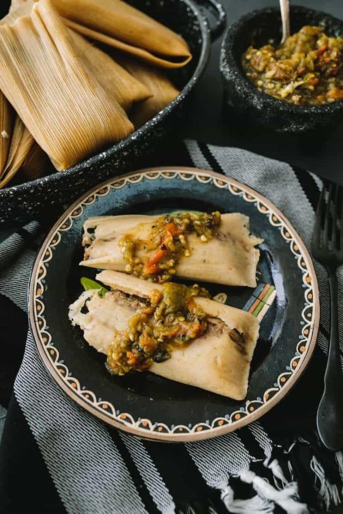 classic tamales