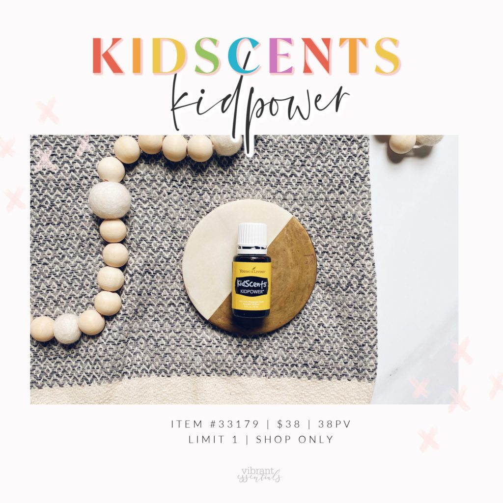 KidPower essential oil