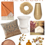 Simple + Cozy Fall Decorating Ideas