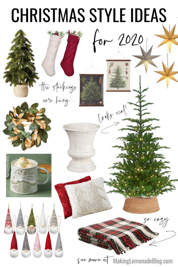 christmas decorating ideas board