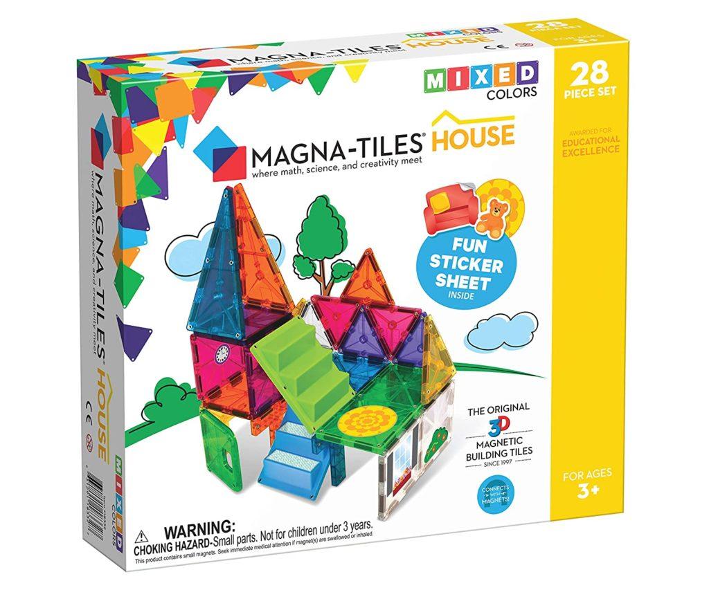 Magna Tiles House