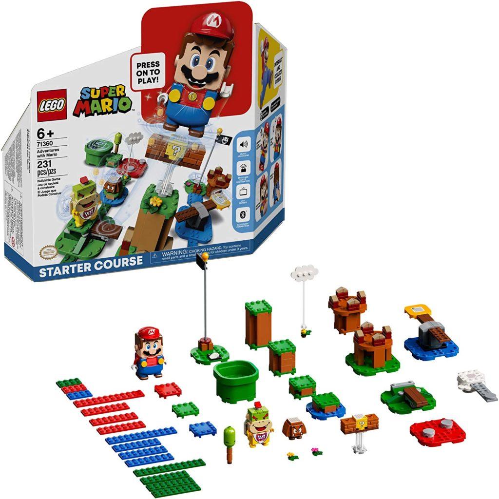 Mario LEGOS