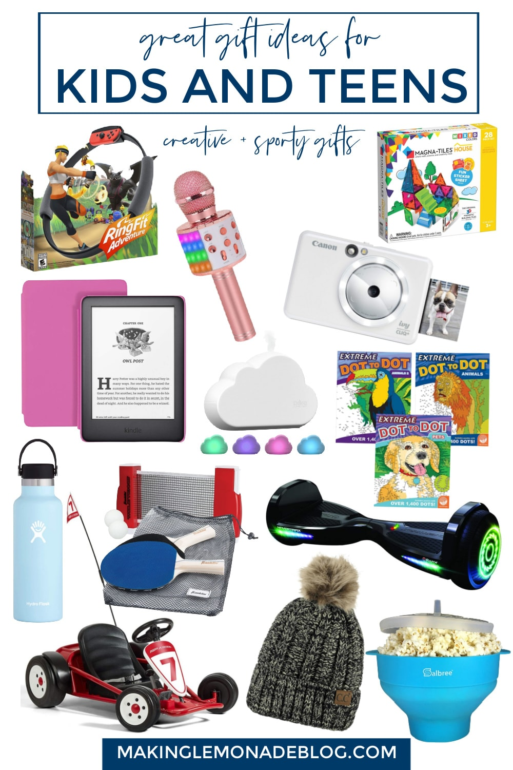 Gift Guide The Best Gift Ideas For Kids And Teens Making Lemonade