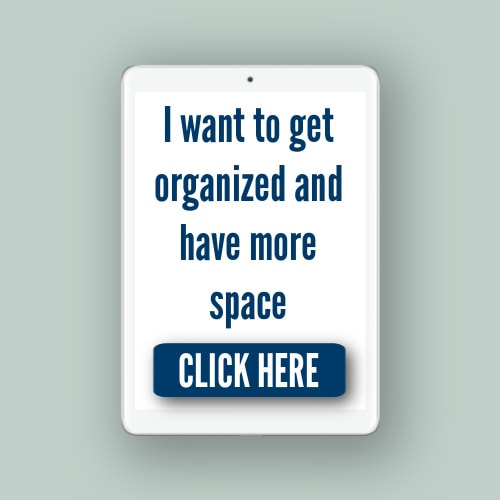 i want to get organized