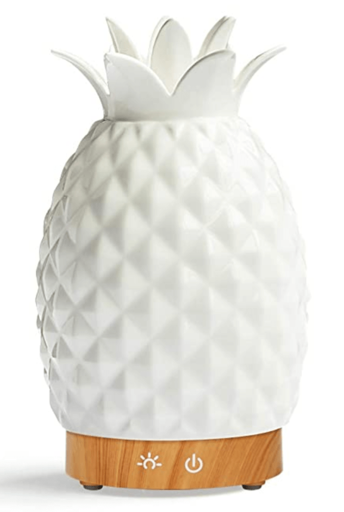 pineapple shaped essential oil diffuser