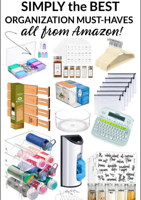 best organizing products from amazon collage