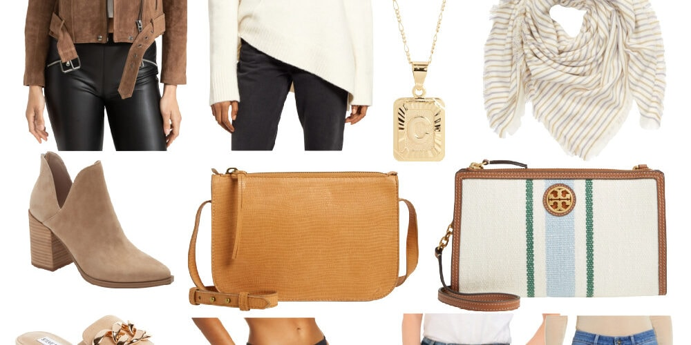collage of top deals at the Nordstrom Anniversary Sale