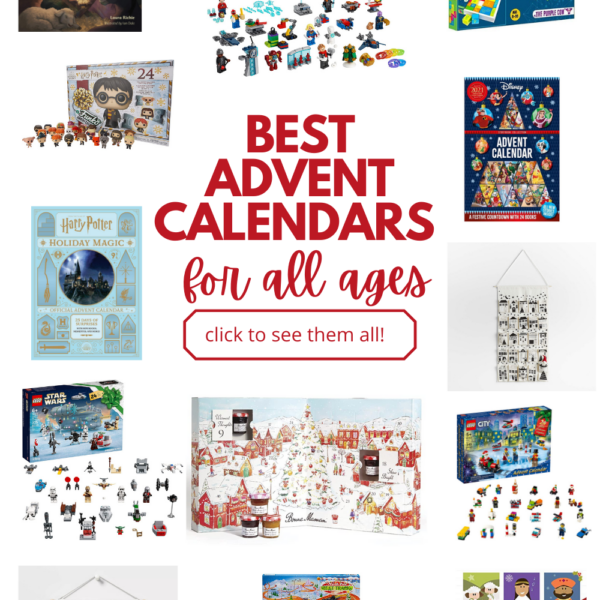 collage of best advent calendars