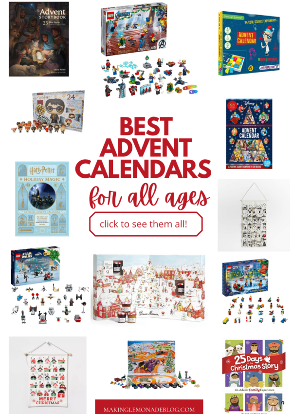 The Best Advent Calendars For All Ages
