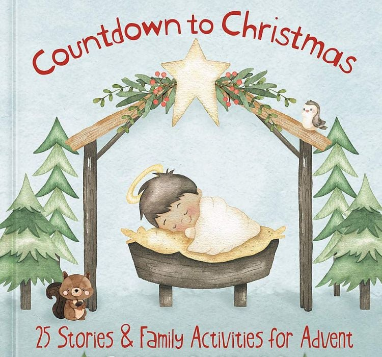 Christmas stories and family activities for Advent