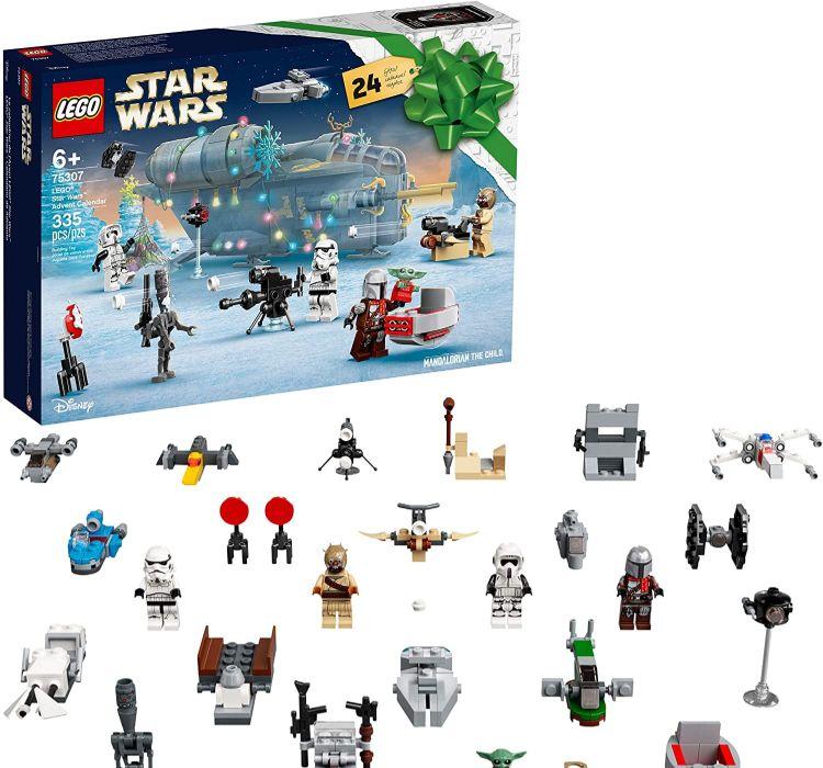 Star Wars Lego Advent