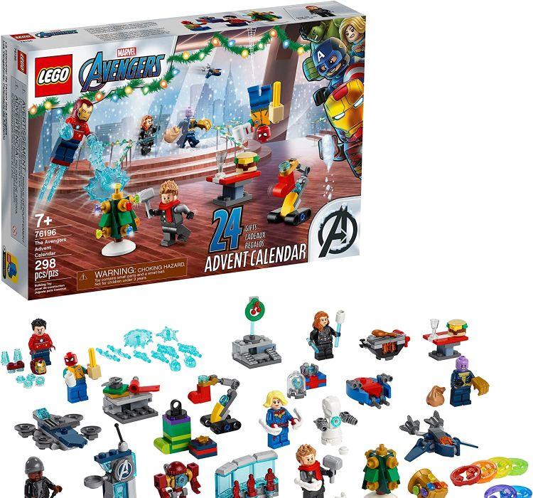 Lego Avengers Advent Calendar