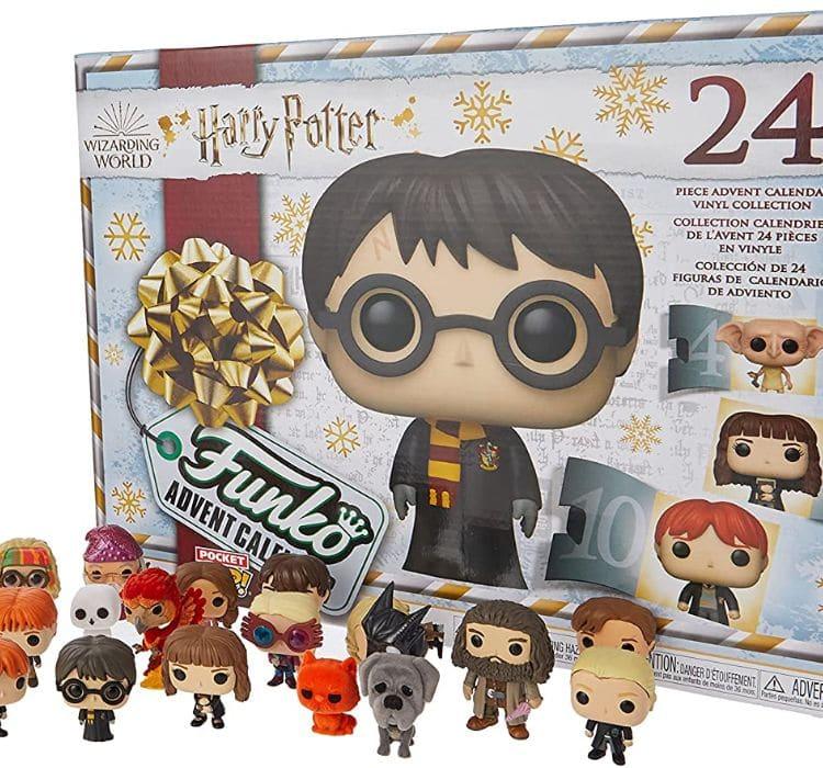 Harry Potter Character Advent Calendar