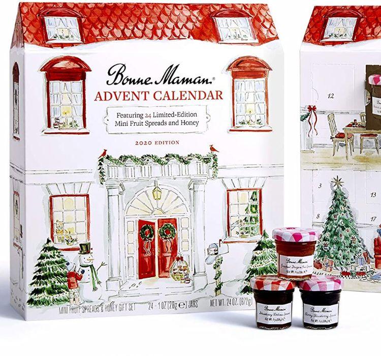 Bonne Maman Fruit and Honey Advent Calendar
